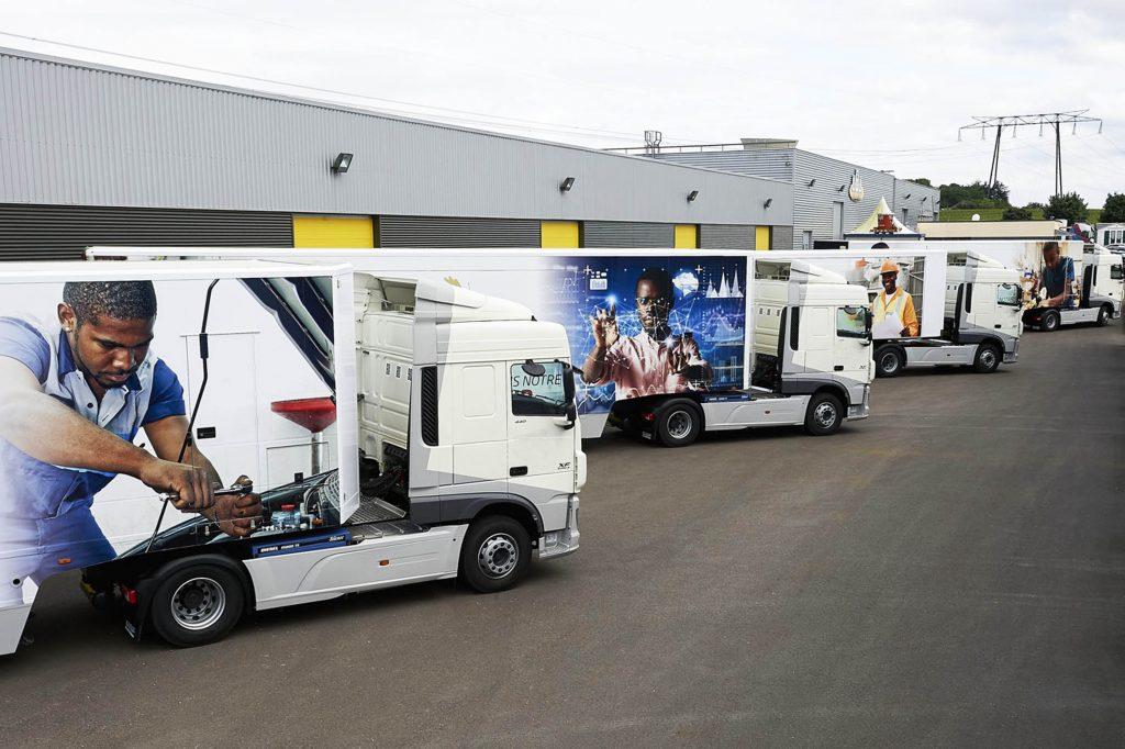 centre de formation mobile
